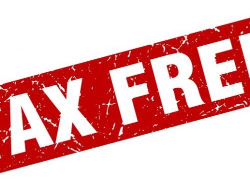 Present tax-free company benefits