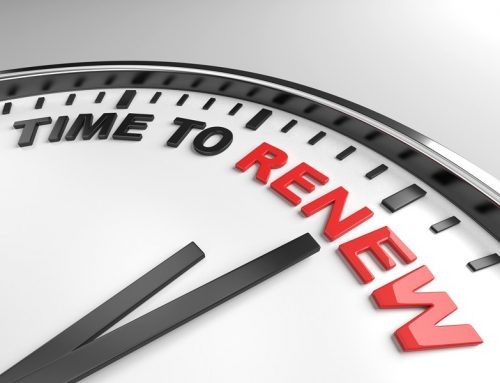 Reminder to renew your tax credit claim