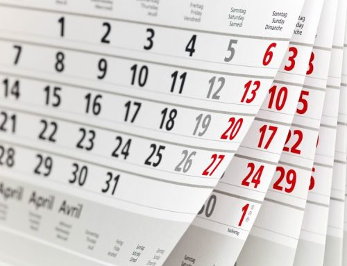 Tax Diary March/April 2021